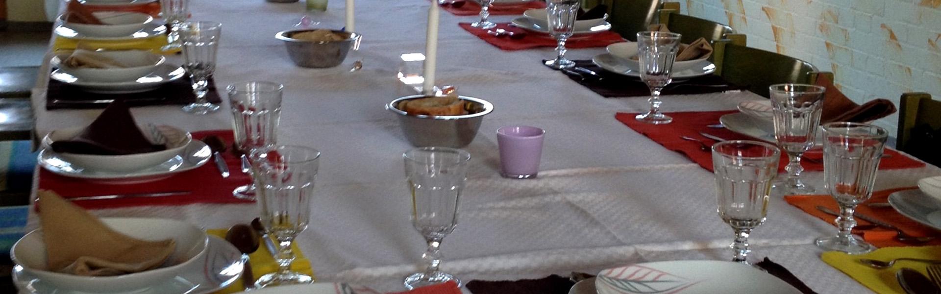 Essen in Gemeinschaft